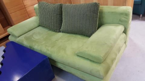 Sofa grün